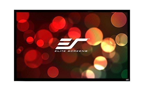 Elite Screens ezFrame Series, 92-inch 16:9, Sound Transparen
