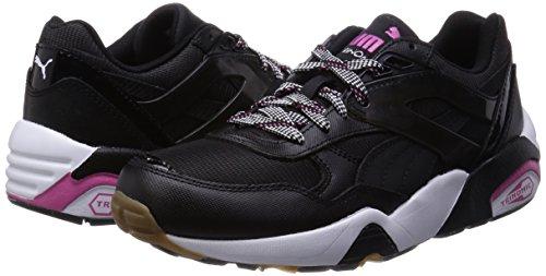 Te Zapatillas Lona Negro Sp Basic 000000 black De Puma Mujer R698 Running pqgSwtn