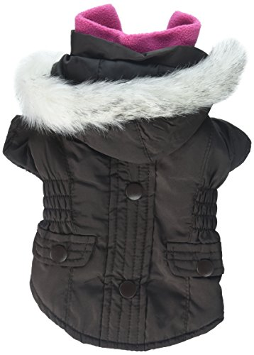East Side Collection 3-in-1 Eskimo Jacket for Dogs, 8