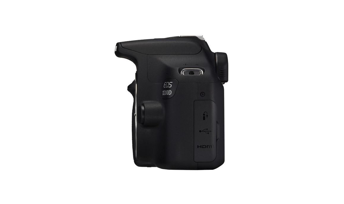 Canon Eos 1200d 18mp Digital Slr Camera With Body Amazonin