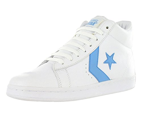 converse pro leather white