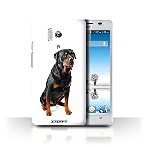 STUFF4 Phone Case / Cover for Huawei Honor 3 / Swiss Mountain Design / Dog Breeds Collection
