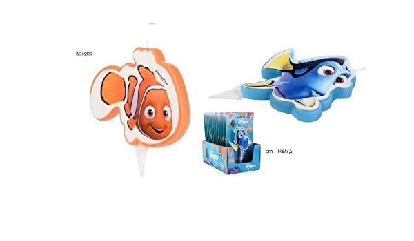 Vela Cars Dory Buscando a Nemo Disney Pixar - para ...