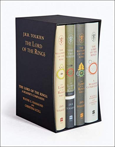 Lord of the Rings Boxed Set (Lord Of The Rings One Volume Hardcover)
