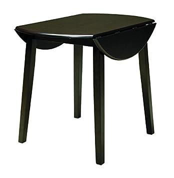 Amazoncom Ashley Furniture Signature Design Hammis Dining - Dining room table with leaf