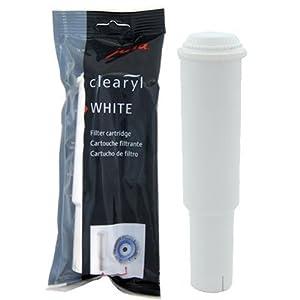 Jura 64553 Clearyl Water-Filter Cartridge, White (4) …