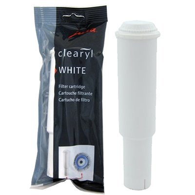 Jura Capresso Clearyl White Water Filters - Pack of -