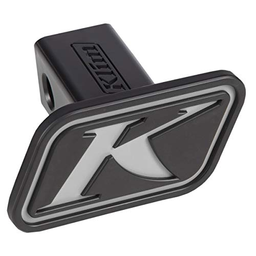 KLIM Trailer Hitch Cover Gray