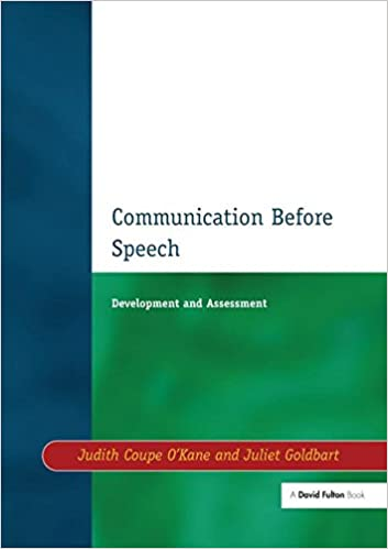 Communication before Speech: Development and Assessment