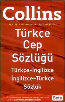 Collins Pocket Turkish Dictionary