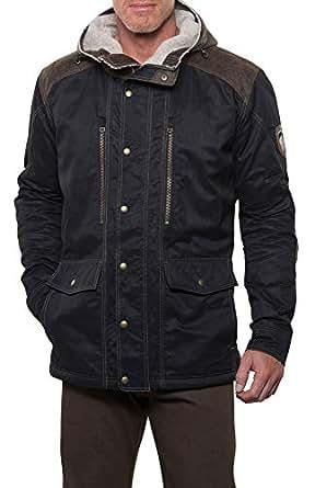 Kuhl Men S Arktik Jacket Small Raven At Amazon Men S