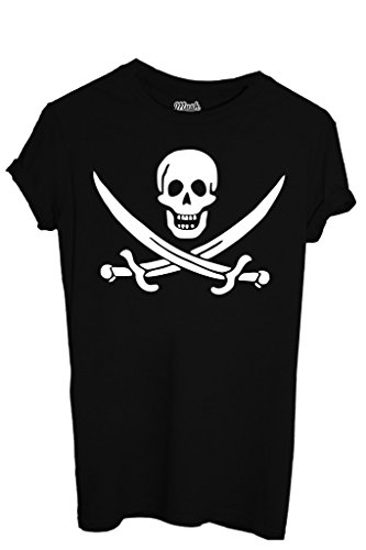 T-SHIRT JOLLY ROGER-FAMOSI by MUSH Dress Your Style