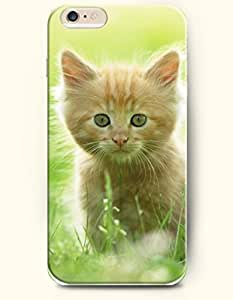 iPhone 6 Plus Case 5.5 Inches with the Design of Little Yellow Cat