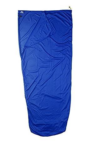 Kelty InnENschlafsack InnENschlafsack - Regular - Saco de dormir rectangular para acampada, color azul, talla Regular: Amazon.es: Deportes y aire libre