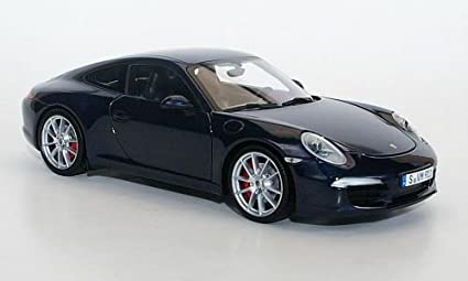 PorSche 911 Carrera S (991), met.-dark-blue , 2011