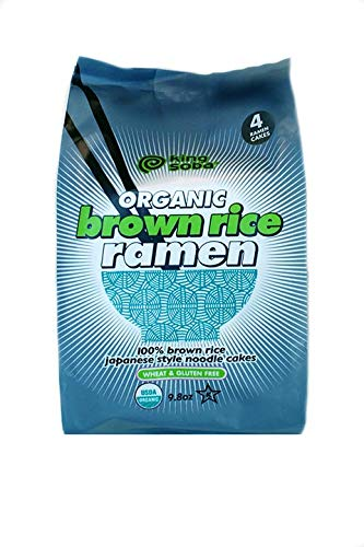 King Soba Noodles Organic Brown Rice Ramen Noodle