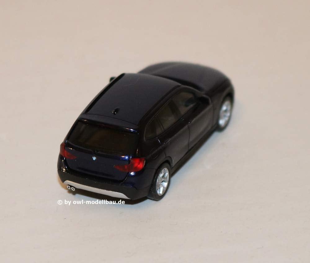 Herpa 034340-004 - BMW X1 (E84), Color Azul: Amazon.es: Juguetes y ...