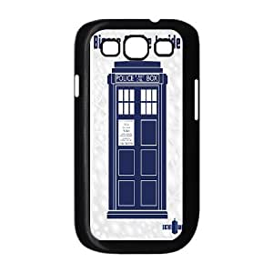 Doctor Who Inspired Tardis Samsung Galaxy S3 I9300 Case Cover AKL230889