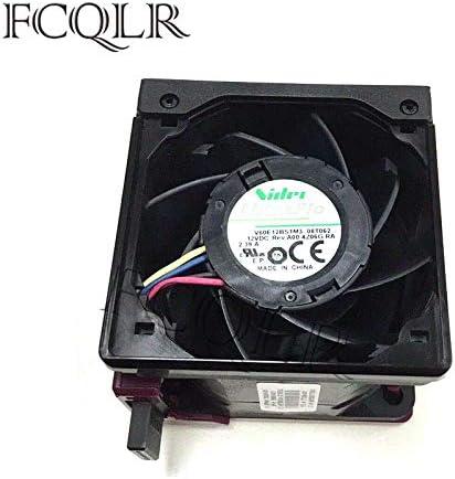 FCQLR Server Ventilador NIDEC 759250-001/796853-001/777286-001 para HP Proliant DL380 G9 High PERparaMANCE Ventilador: Amazon.es: Electrónica