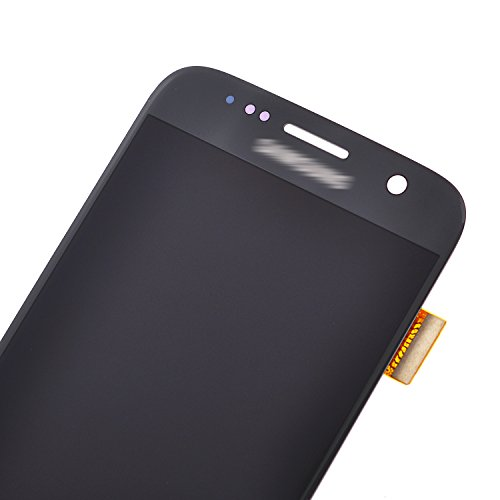 KR-NET LCD AMOLED Display Touch Screen Digitizer Assembly for Samsung Galaxy S7 SM G930 G930F G930A G930V G930P G930T G930R4 G930W8 (Black Onyx) + Tools by KR-NET (Image #4)