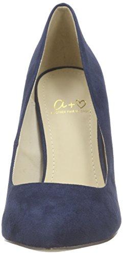Another Pair of Shoes Penelopeee2 - Tacones Mujer Azul - Blau (denim blue675)