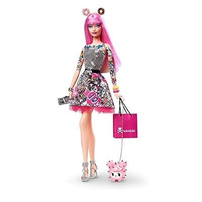 Barbie 10th Anniversary Tokidoki - 4044726 , B00RZUV0O8 , 454_B00RZUV0O8 , 89.94 , Barbie-10th-Anniversary-Tokidoki-454_B00RZUV0O8 , usexpress.vn , Barbie 10th Anniversary Tokidoki