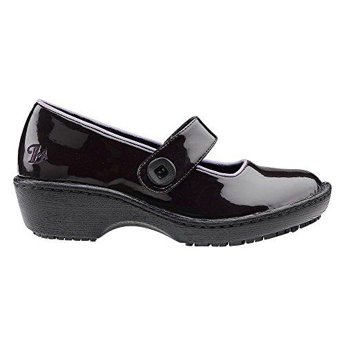 Slip Resistant Women's Suregrip Clogs Blair Lila Bordeaux 4Bq4I