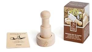 Esschert Design USA W4008 Secrets du Potager Paper Pot Maker