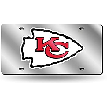 NFL Kansas City Chiefs Laser Inl...
