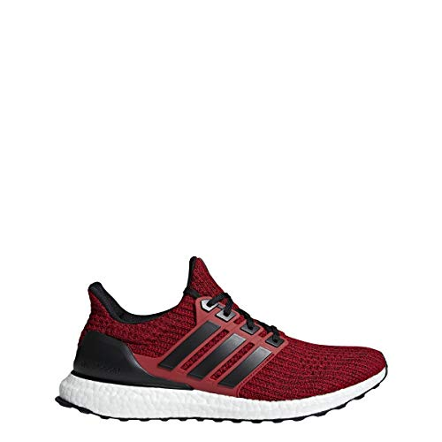 (adidas Ultraboost Mens Style: EE3703-RED/BLACK/WHITE Size: 9)