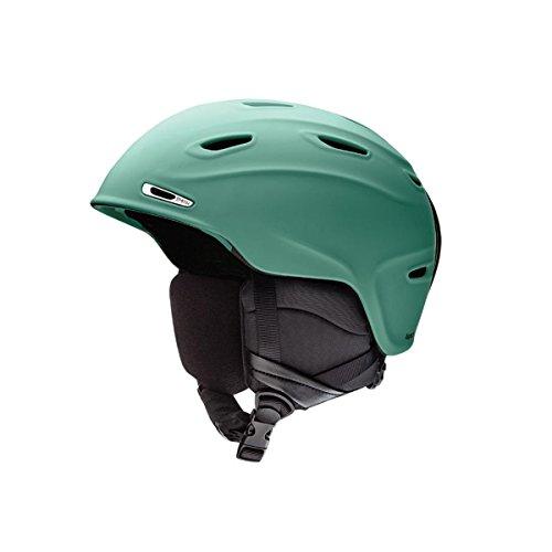 Smith Optics Aspect Adult Ski Snowmobile Helmet - Matte Ranger / Small