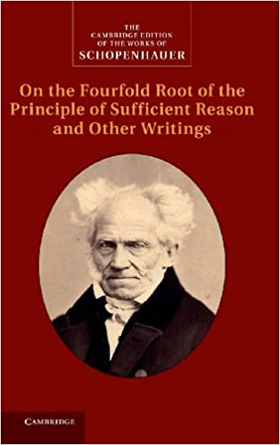 On the Fourfold Root of the Principle of Sufficient Reason A Philosophical Treatise