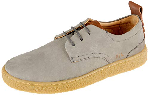 Sapato Casual, Reserva, Manford, Masculino, Titanio, 42