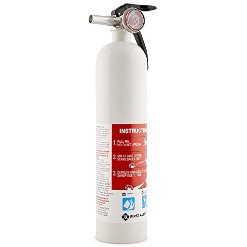 Rechargeable Marine1 Marine Fire Extinguisher by First Alert (Image #2)