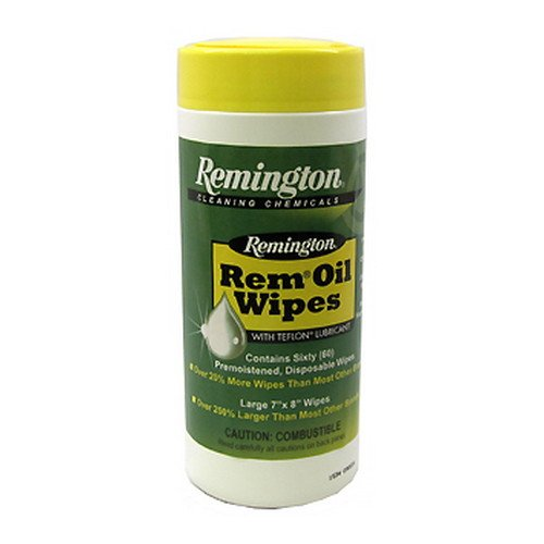 Remington Accessories Remington Oil Pop up Wipes 7