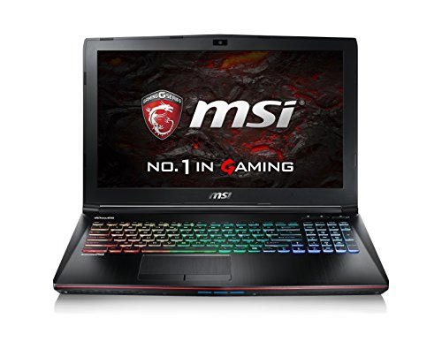 MSI GE62VR-021 i7 15.6 inch IPS HDD+SSD Black