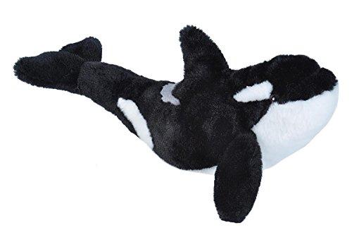 Wild Republic Orca Plush, Stuffed Animal, Plush Toy, Gifts for Kids, Cuddlekins 13 - Orca Stuffed Whale