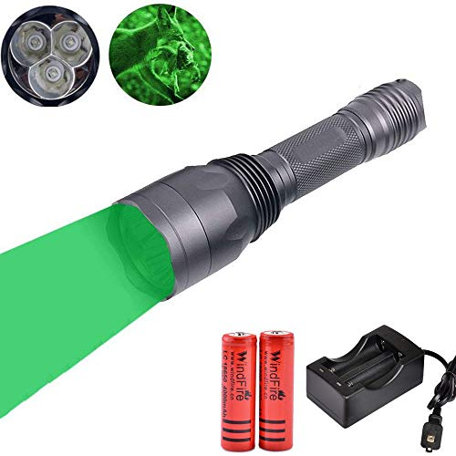 long range flashlight green - 8