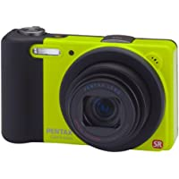 Pentax Optio RZ10 14 MP Digital Camera with 10x Optical Zoom with CCD Shift Stabilization and 2.7-Inch LCD (Lime) Basic Facts Review Image