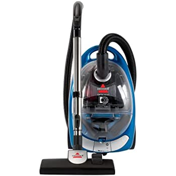 Amazon Com Bissell Opticlean Cyclonic Canister Vacuum