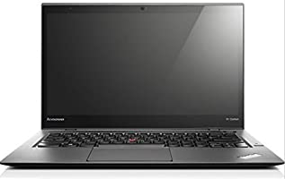 "2016 Lenovo ThinkPad X1 Carbon (2nd Gen) Ultrabook, 14"" WQHD Touchscreen Business laptop, Core i5-4300U, 8GB DDR3, 256GB SSD, Webcam, Bluetooth, Windows 10 Professional 64-bit(Certified Refurbished)"