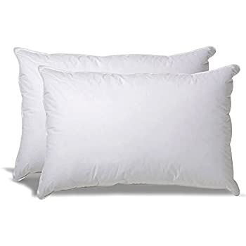Amazon Com Comfysleep Rectangular Buckwheat Hull Pillow