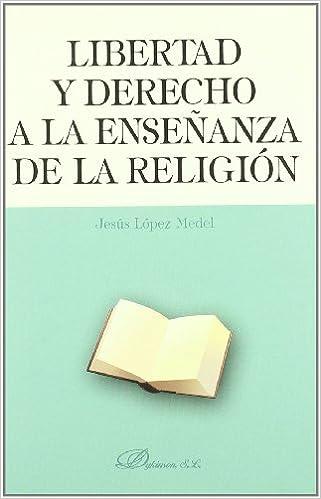 Book Libertad y derecho a la enseñanza de la religión