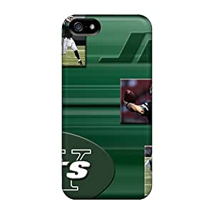 Cute Tpu Mylisa New York Jets Case Cover For Iphone 5/5s