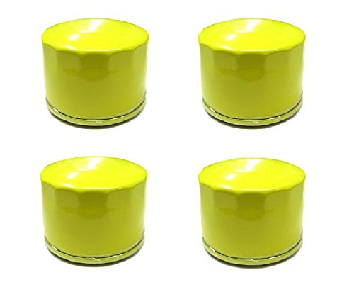 (4) New Oil Filter for Briggs & Stratton PRO Series Engines 696854 Extended Life by The ROP Shop