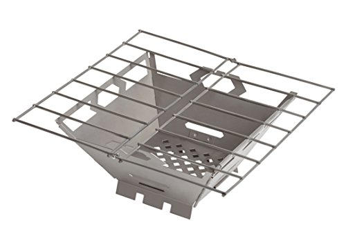 Stainless Steel Fire Box Grill