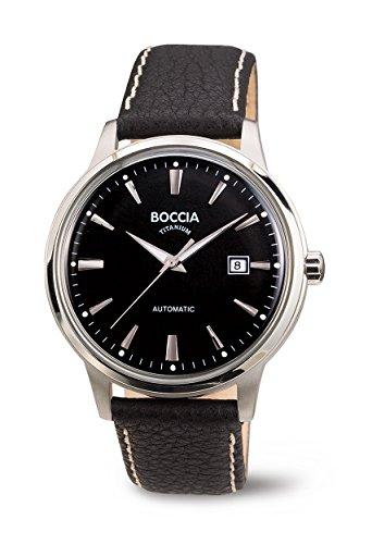 3586-02 Mens Boccia Titanium Automatic Watch