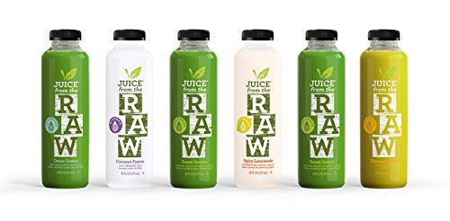 juices from the raw - 7