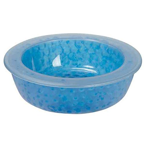 Cooling Bowls For Dogs Freezer Inserts For Cold Water on Hot Summer Days 16 oz by CP (Image #7)