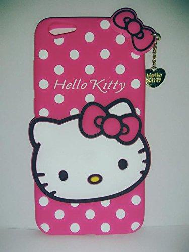 promo code 9de48 dd6de Aarnik Soft Kitty Back Cover for Vivo Y69 - Pink: Amazon.in: Electronics